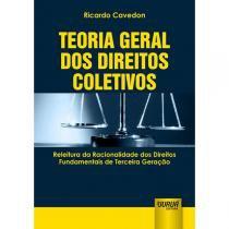 Teoria Geral Dos Direitos Coletivos - Aut Paranaense - 952432