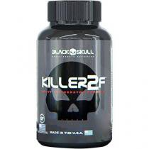 Termogênico Killer 2F 2,400 Kg - Black Skull