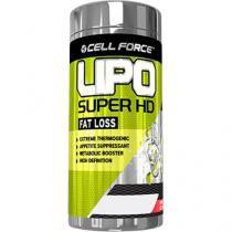 Termogênico Lipo Super HD 60 Cápsulas - Cell Force