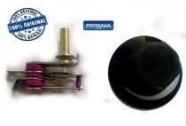 Termostato De Lamina Estufa 145c 20a + Botão C 6540 - Fritania