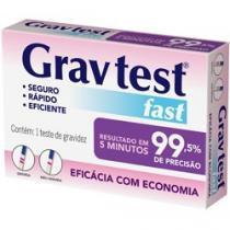 Teste de gravidez grav teste easy loprofar 1 teste - Grav test