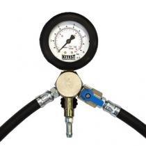 Teste de Pressão de Bomba de Combustível para Motos Ka015 - Kitest