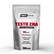 Testo ZMA - 360 cápsulas - Rev Nutrition - Rev Nutrition