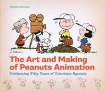 The Art and Making of Peanuts Animation - Chronicle books