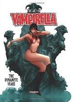 The Art of Vampirella - Dynamite entertainme