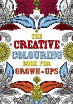 The Creative Colouring Book for Grown-Ups - Michael omara
