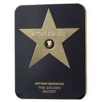 The Golden Secret Deluxe Metalbox Antonio Banderas - Perfume Masculino - Eau de Toilette - 200ml - Antonio Banderas