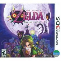 The Legend Of Zelda: Majora S Mask 3D - 3Ds - Nintendo