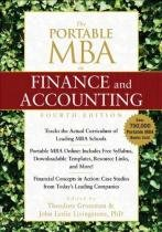 The Portable Mba in Finance and Accounting - John wiley trade