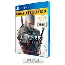 The Witcher 3: Wild Hunt para PS4 - CD Project RED