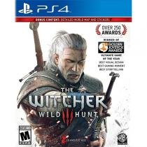 The witcher 3: wild hunt - ps4 - Sony