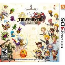 Theatrhythm: final fantasy - 3ds - Nintendo