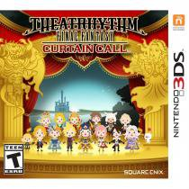 Theatrhythm final fantasy curtain call limited edition - 3ds - Nintendo