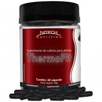 Thermofit - 60 Cápsulas - Nitech Nutrition - Nitech Nutrition