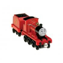 Thomas e seus Amigos - Grandes Locomotivas James - Fisher Price - Fisher Price