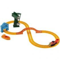 Thomas & Friends Collectible Railway - Ferrovia Salty e Cranky - Fisher-Price