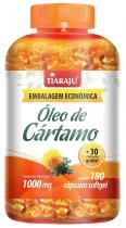 Tiaraju oleo cartamo 1000mg 180+30 caps -