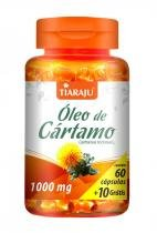 Tiaraju oleo cartamo 1000mg 60+10 caps -