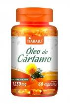 Tiaraju oleo cartamo 1250mg 60 caps -