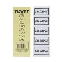 Ticket para Festa Junina Salgado 1000 unidades - Festabox