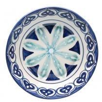 Tigela de Massa em Cerâmica Amalfitana - Soul home