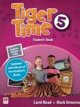 Tiger time 5 sb with ebook pack - Macmillan