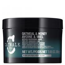 Tigi Catwalk Oatmeal  Honey Intense Nourishing Mask - Máscara de Tratamento - 200g - TIGI