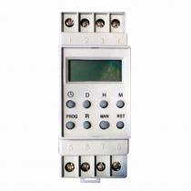 Timer Digital para Trilho Din 56 Programações 220V - DNI 6621 - KEY WEST