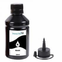 Tinta para Epson EcoTank L395 Black 250ml Inova Ink -