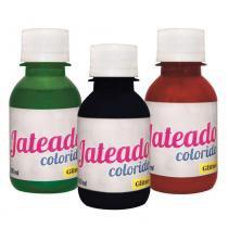 Tinta para Fosquear Jateado Colorido 100ml - Glitter -