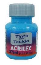 Tinta Tecido 37ml Azul Celeste 503 Acrilex - 952380