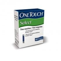 Tira Reagente One Touch Select - One Touch