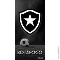 Toalha de Banho Botafogo Veludo - Buettner - Botafogo - Bouton