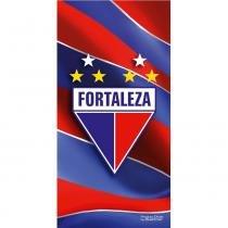 Toalha de Banho Times de Futebol - Buettner - Linha Licenciados - Fortaleza - Buettner
