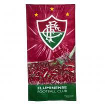 Toalha de Banho Times de Futebol - Buettner - Linha Licenciados - Torcida Fluminense -