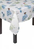 Toalha de Mesa Hanna Estampada 75x75cm Repelente A Líquidos - Corttex - Corttex