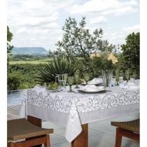 Toalha de mesa Quadrada 04 Lugares - Maestra - Kacyumara