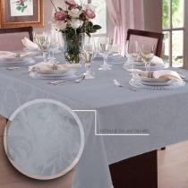 Toalha de mesa Retangular em Jacquard 8 Lugares  Admirare -