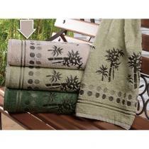 Toalha de Rosto Bambú 100 Algodão 01 Peça - Valle