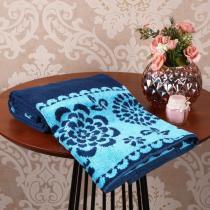 Toalha de Rosto Felpudo 100 algodão 50x75cm Charme Havan - Havan