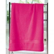 Toalha de Rosto Felpudo Estampada Prisma Pink - 50x80 - Dohler