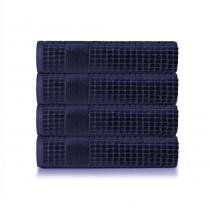Toalha de Rosto Le Bain Madri 500 gsm - Artex - Azul-escuro-2805705 - Artex