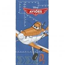 Toalha Felpuda Aviões - Lepper - Padrão 2 - Lepper