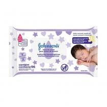 Toalhas Umedecidas Johnsons Baby - Hora do Sono - Johnson baby
