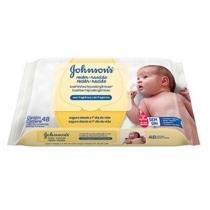 Toalhas Umedecidas Johnsons Baby - Recém Nascido - Johnson baby
