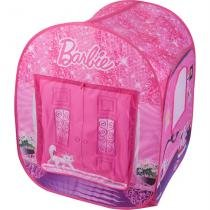 Toca Barraca Infantil Barbie com Sacola 80437 Fun - Fun