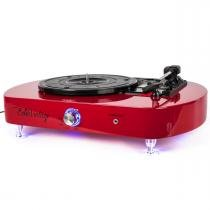 Toca Discos Luminous Red Echo Vintage - EchoVintage