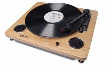 Toca Discos Vitrola ION Com Conversor Digital USB - Archivelp -