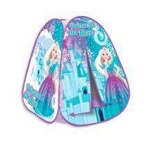 Toca Infantil Princesa da Neve Casinha Azul e Roxa Braskit RV-405 -