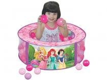 Toca Princesas Lider Brinquedos - com 100 Bolinhas